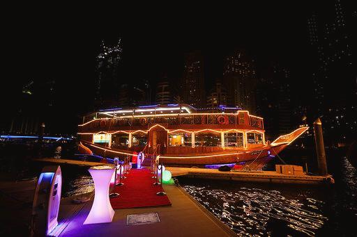 VIP Dhow Cruise Dinner