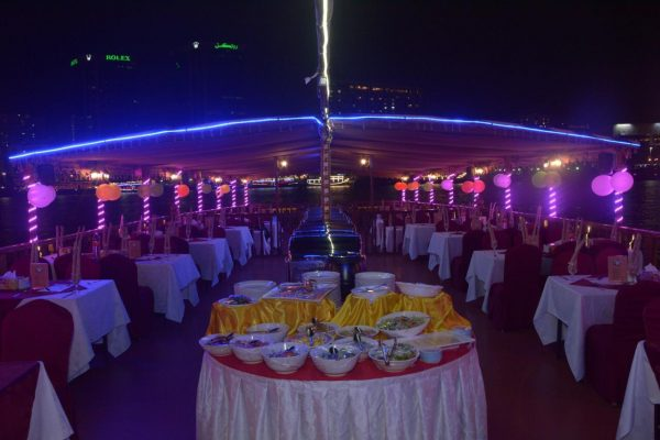 Iftar Special Dinner Cruise (Lower Deck)