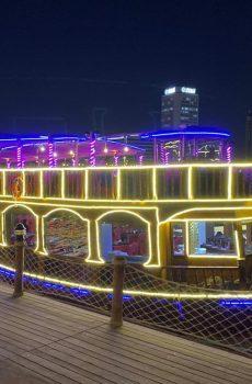 Al Seef bur Dubai Dinner Cruise
